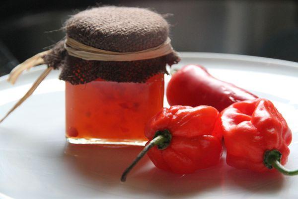 Thai Sweet Chili Jelly
