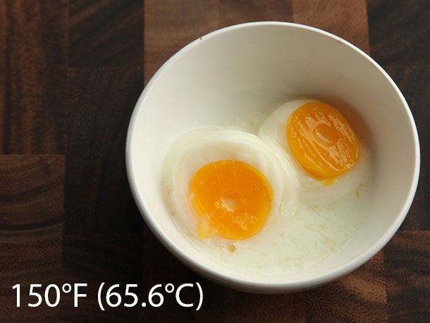 Guide To Sous Vide Eggs The Food Lab