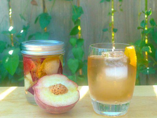 Peach Liqueur
