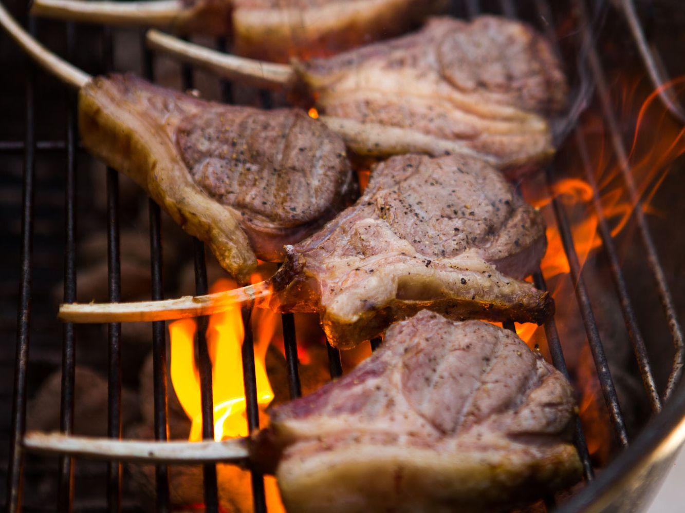lamb loin chops recipe serious eats Perfectly Grilled Lamb Rib or Loin Chops Recipe