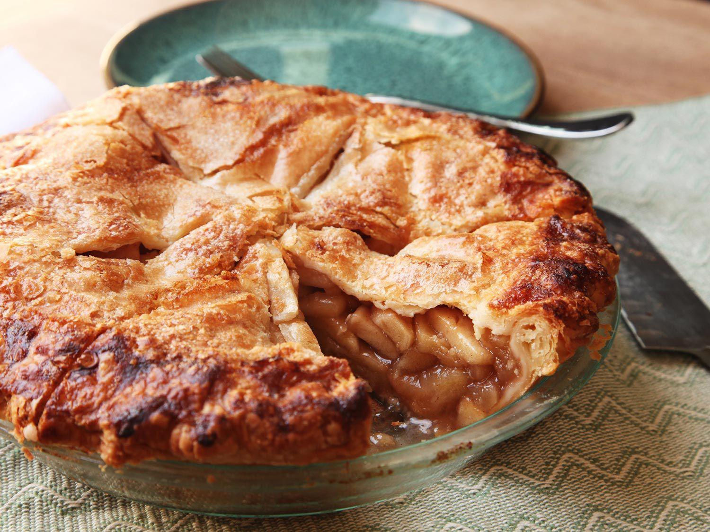 Gooey Apple Pie Recipe