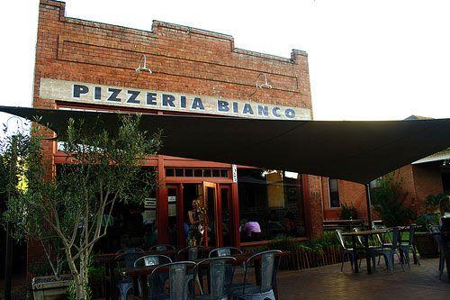 Pizzeria Bianco, full exterior