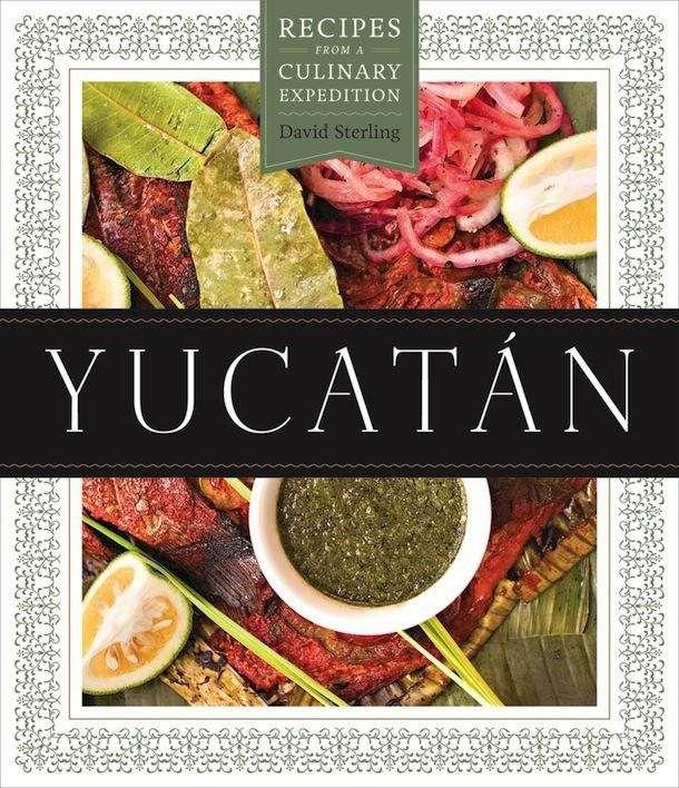 Yucatan cookbook cover