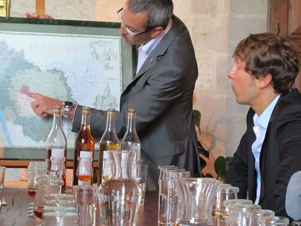 The Move to Cognac