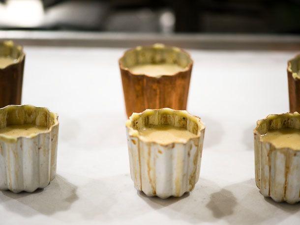filled canelé molds