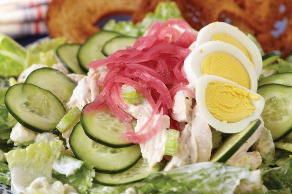 Chicken Salad on Zuke's