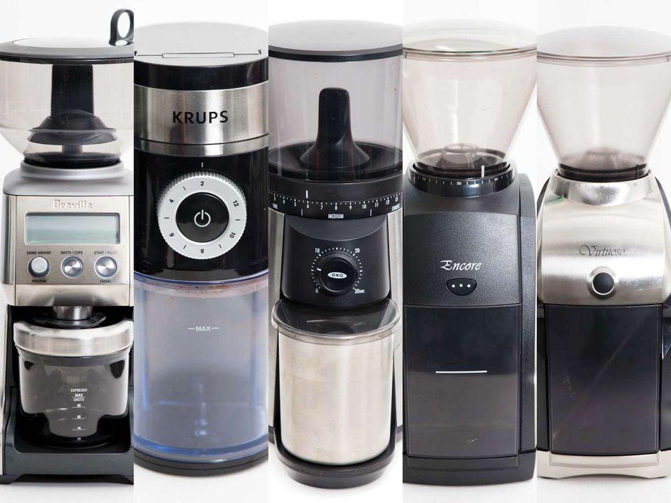 Our favorite coffee grinders