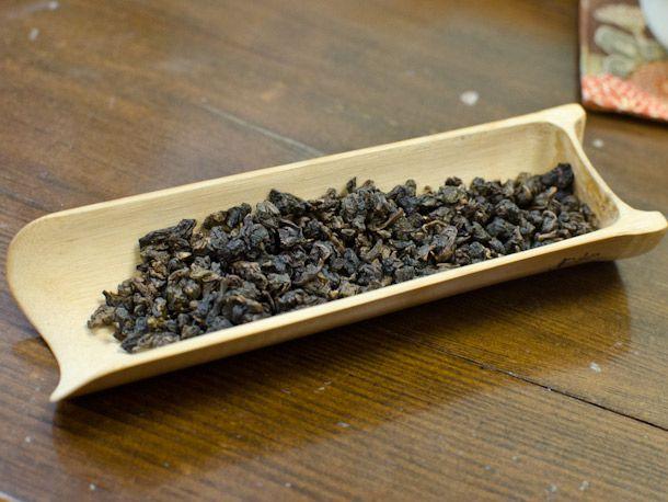 Roasted Tieguanyin tea