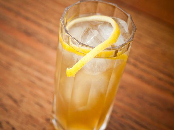 The Copywriter cocktail