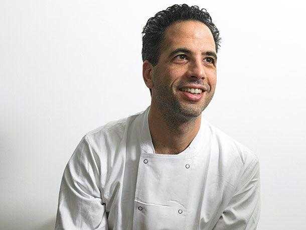 Chef Yotam Ottolenghi