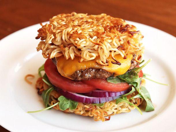 The Ramen Burger