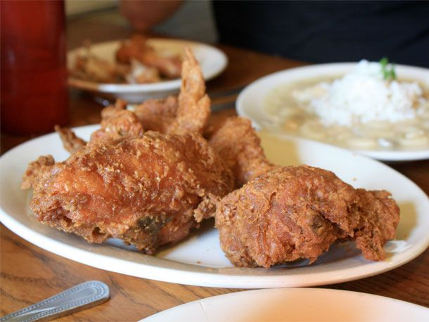 Fried Chicken from Willie Mae's Scotch House