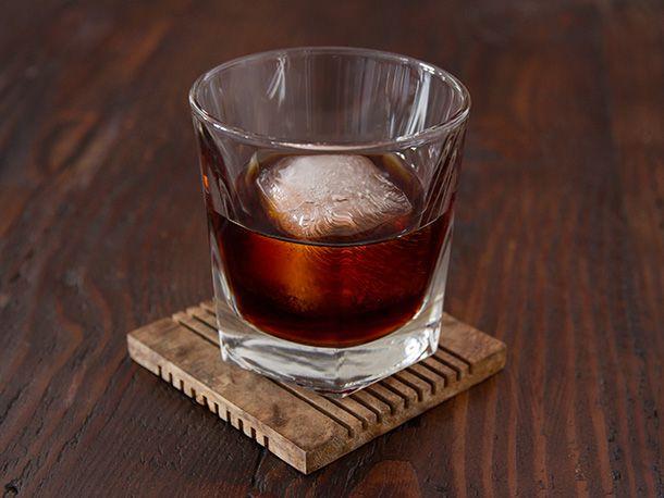 Bitter Giuseppe cocktail