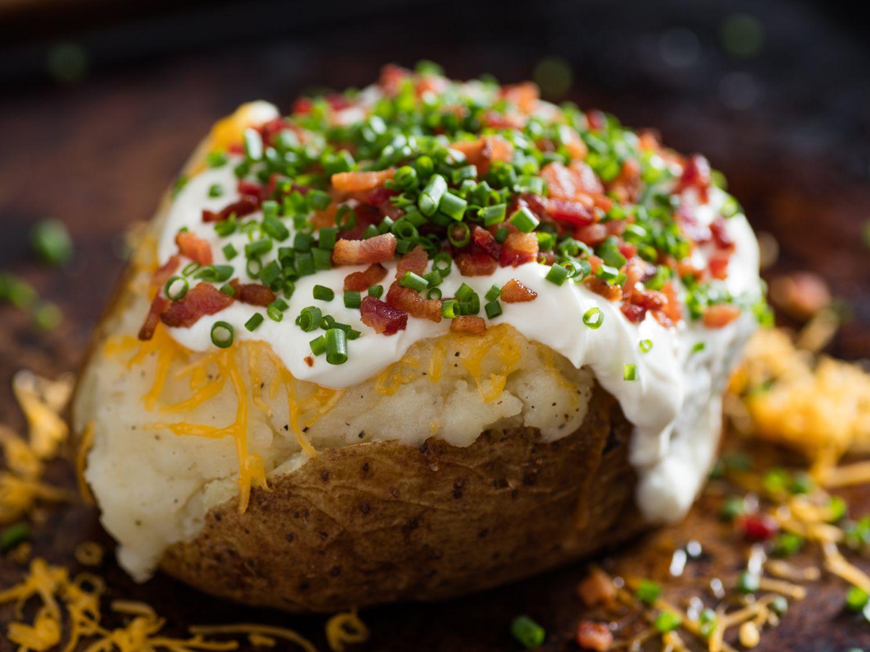 Ultimate Baked Potato Recipe