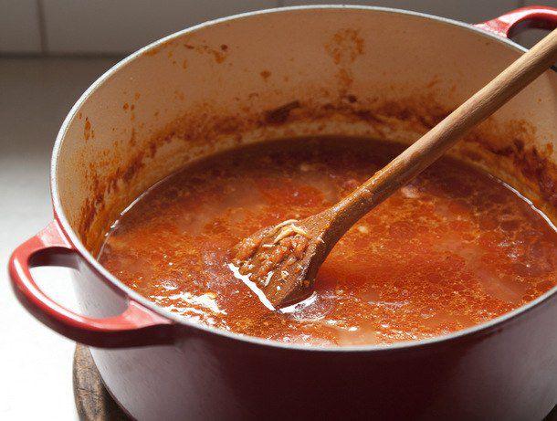 Velvety Menorcan Fish Soup