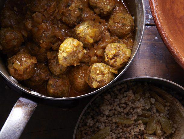 Tunisian Meatballs