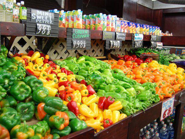 pepper aisle