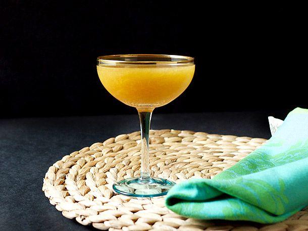 A jewel of Oaxaca cocktail.