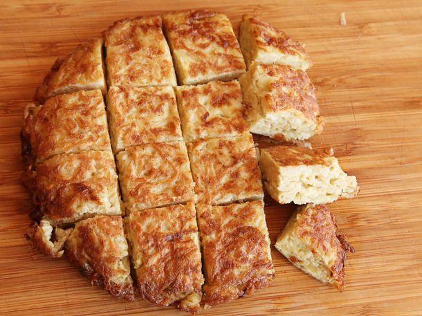 Ramen Spanish Tortilla