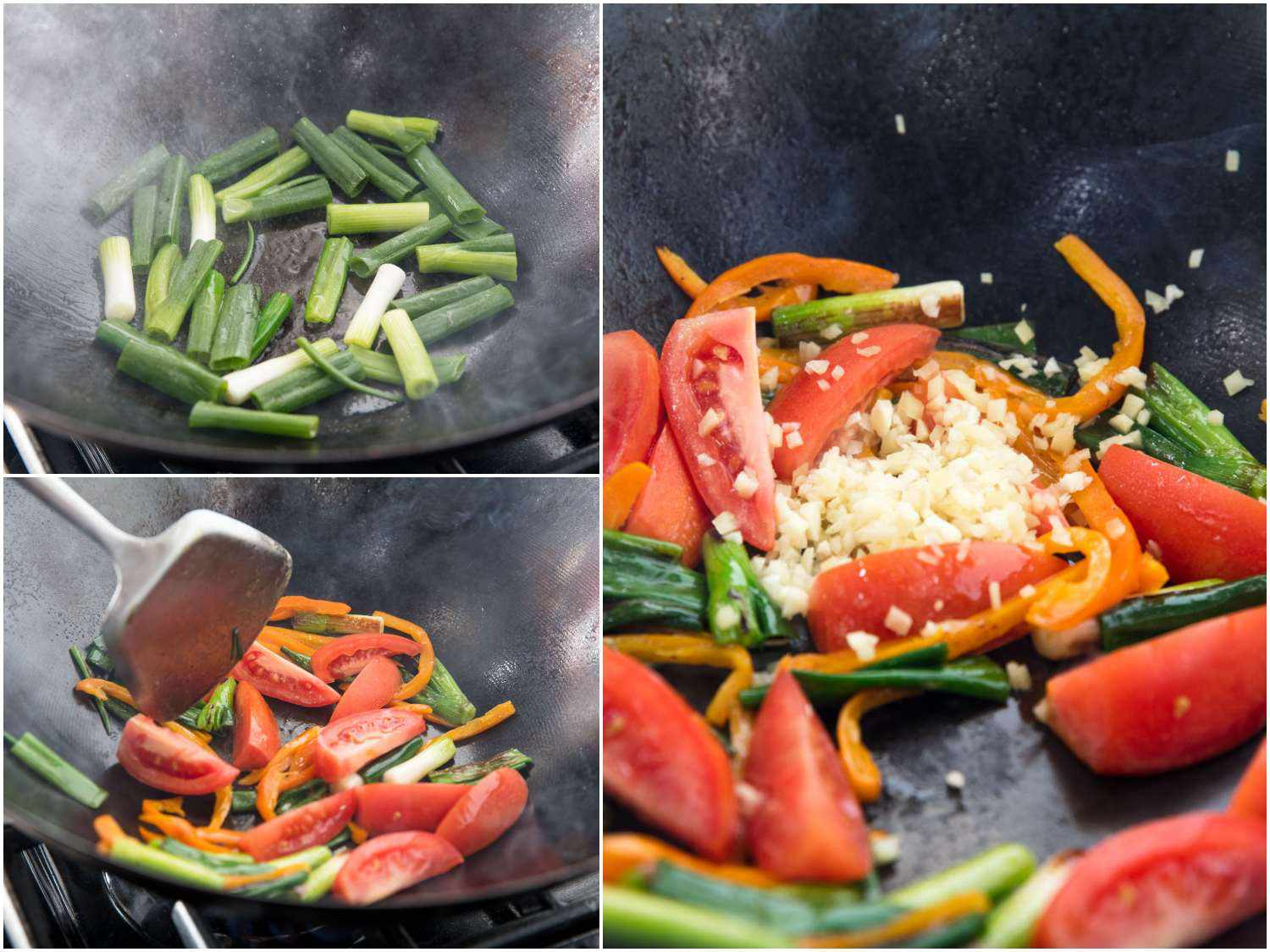 20190321-lomo-saltado-vicky-wasik-cooking-scallions-tomatoes-peppers-garlic-ginger