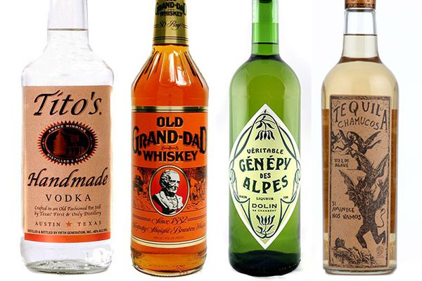 affordable substitutes for cocktail making