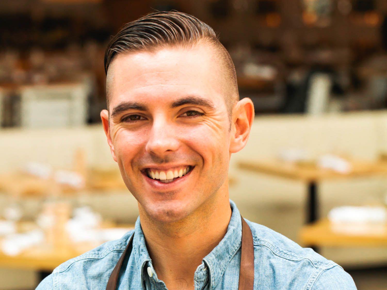 Jeff Mahin, chef/partner at Lettuce Entertain You Enterprises