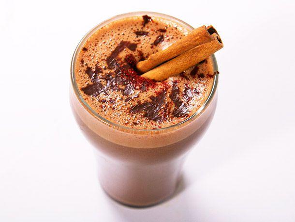 Aztec Chile and Cinnamon Hot Chocolate