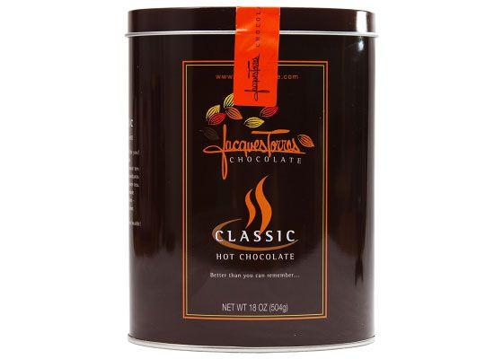 Jacques Torres cocoa mix
