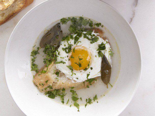Save Your Life Garlic Soup