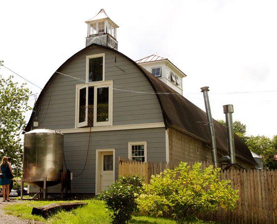 Tuthilltown Spirits Distillery in the Hudson Valley