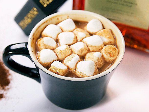 Better Than Baileys Hot Chocolate