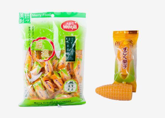 Meiqili's Corn Jelly Candy