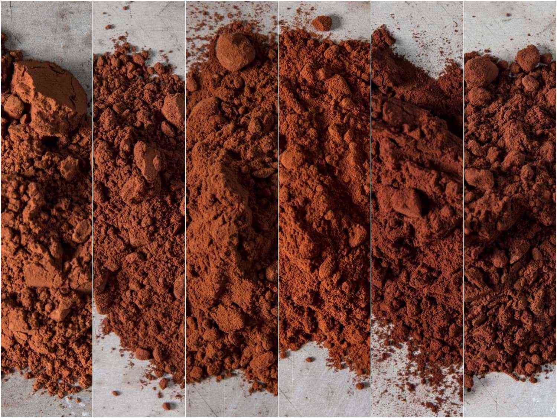 Nu Naturals, Cacoa Barry, Callebaut, Bensdorp, Droste, Valrhona