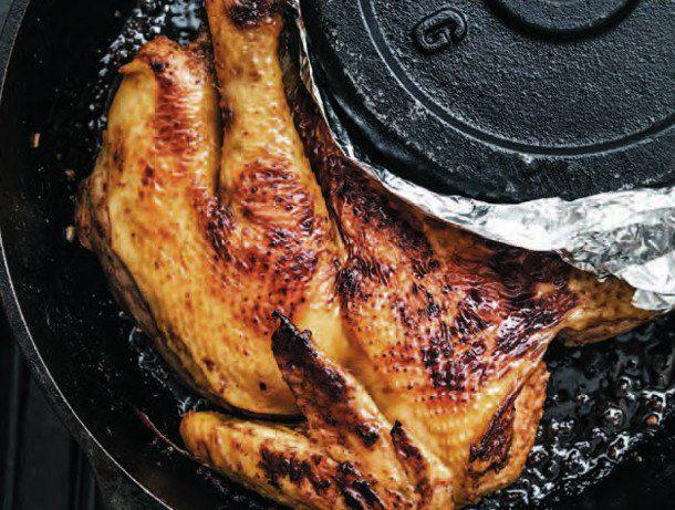 Chicken Lady Chicken