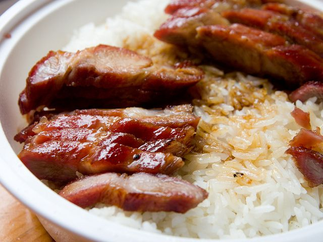Roast Pork from Big Wong King