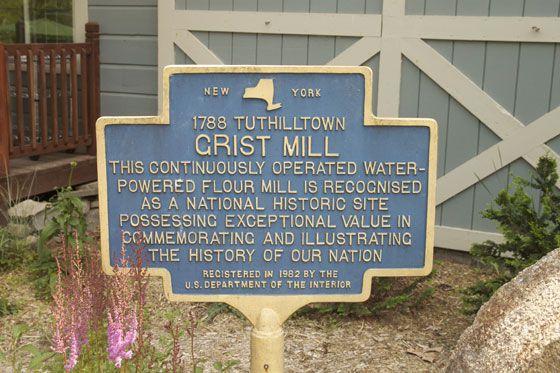Tuthilltown Gristmill