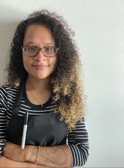 A photo of Amethyst Ganaway, a Contributing Writer at Serious Eats.