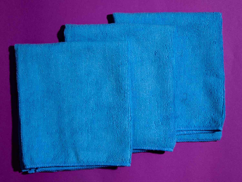 Quickie microfiber reusable towels