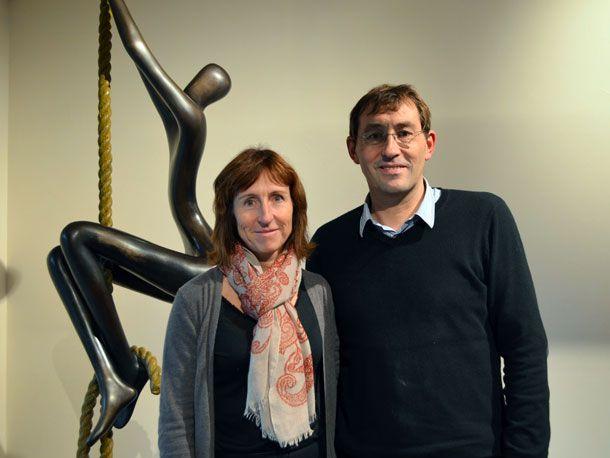 Pierre and Sophie Larmandier of Larmandier-Bernier