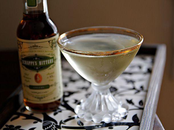 celery bitters martini