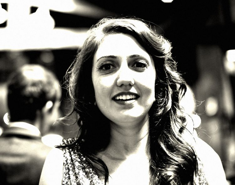 A photo of Nicole Cherie Jones, a contributing writer at Serious Eats.