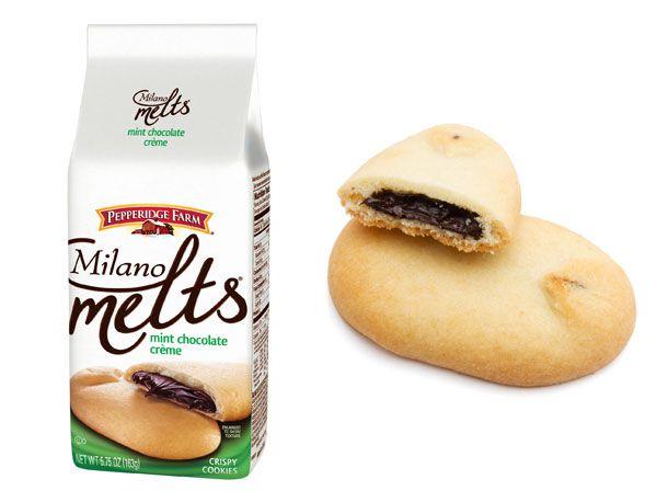 Milano Melts: Mint Chocolate Creme