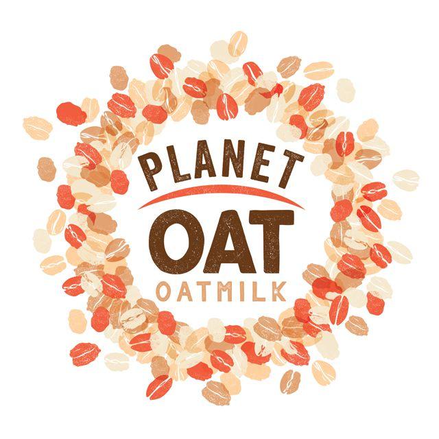 Planet Oat logo