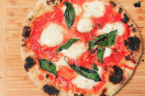 skillet homemade pizza