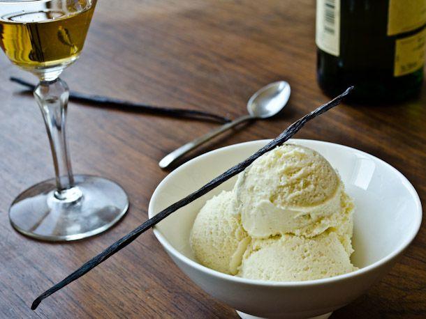 Scotch Vanilla Ice Cream