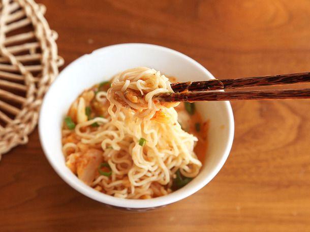 Kim-Cheese Ramen