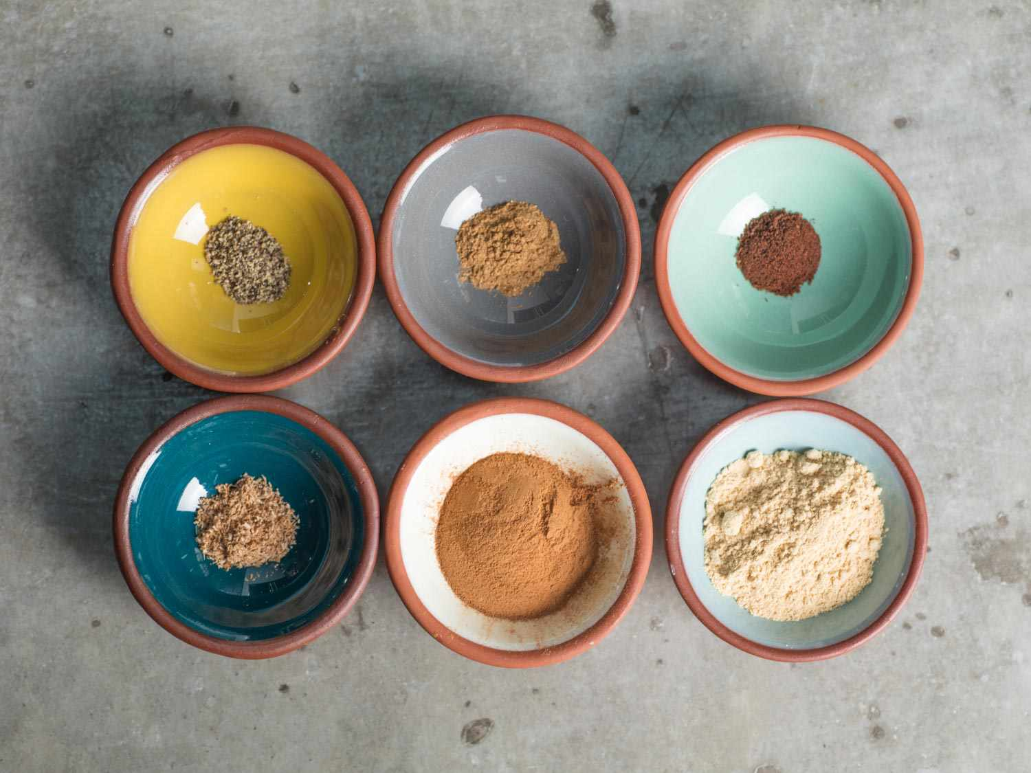 Gingerbread cake spices