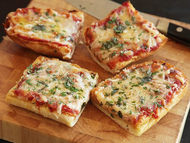 Excellent French Bread Pizza
