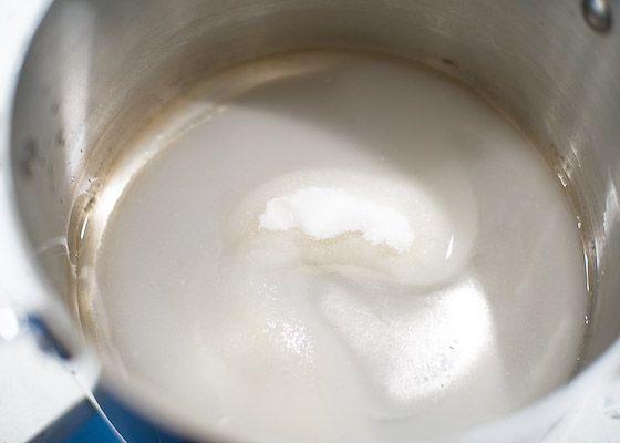 spun sugar ingredients