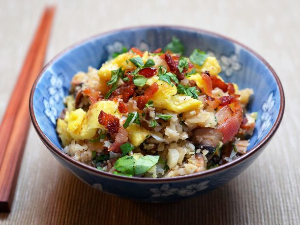 "Asian Cauliflower Fried ""Rice"""